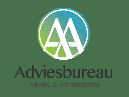 Logo ontwerp AA Adviesbureau