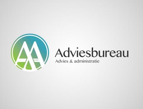 Huisstijl ontwerp AA Adviesbureau