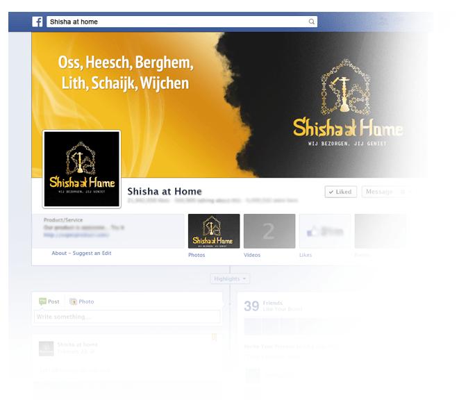 Gevonden worden via Facebook - Facebook optimalisatie - Shisha at Home