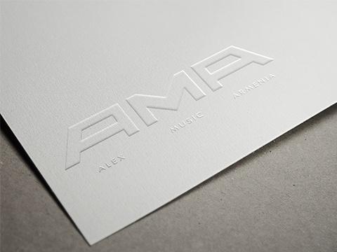 Logo ontwerp AMA