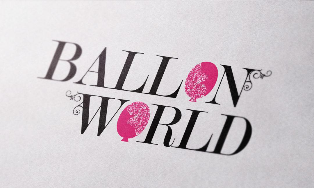 Ballon World – Logo ontwerp